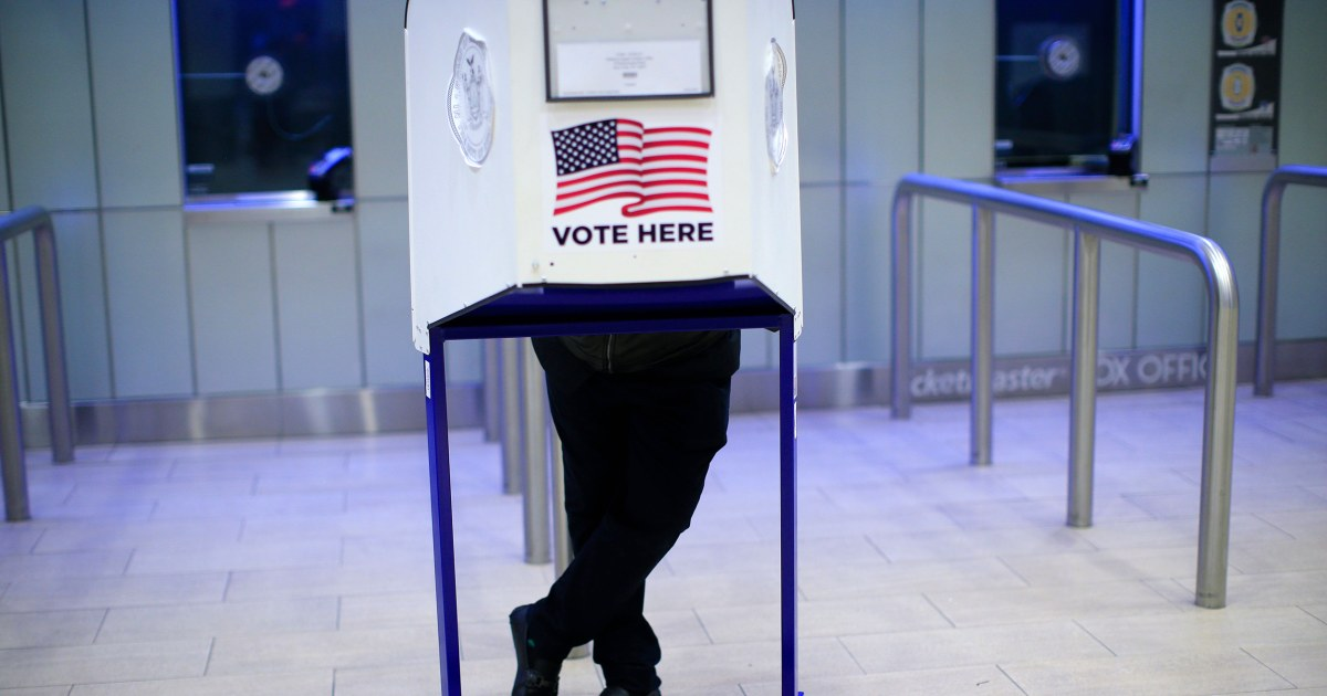 New York passes bill to automatically restore voting rights to individuals on parole