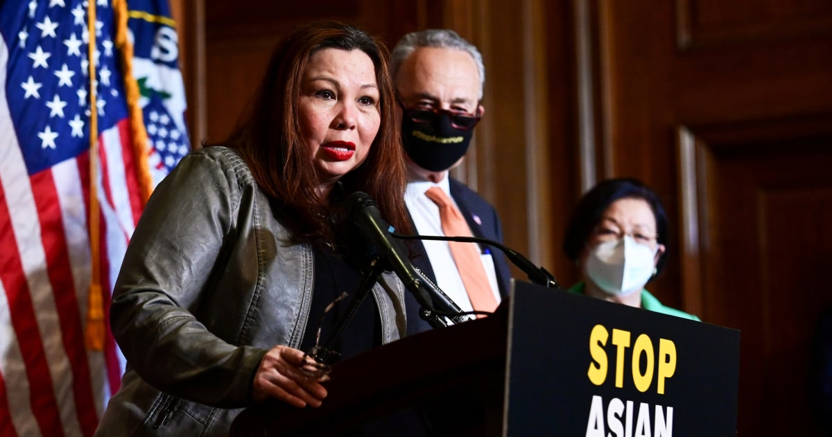 Senate passes hate crime bill responding to wave of violence against Asian Americans – NBC News
