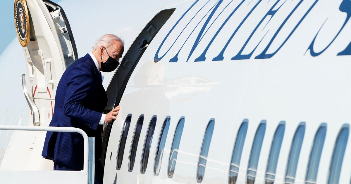 Biden to make first foreign trip to U.K., Belgium