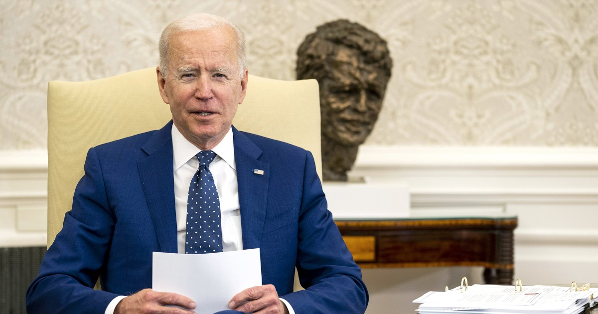 Biden admin launches public request for feedback on federal gov't equity thumbnail