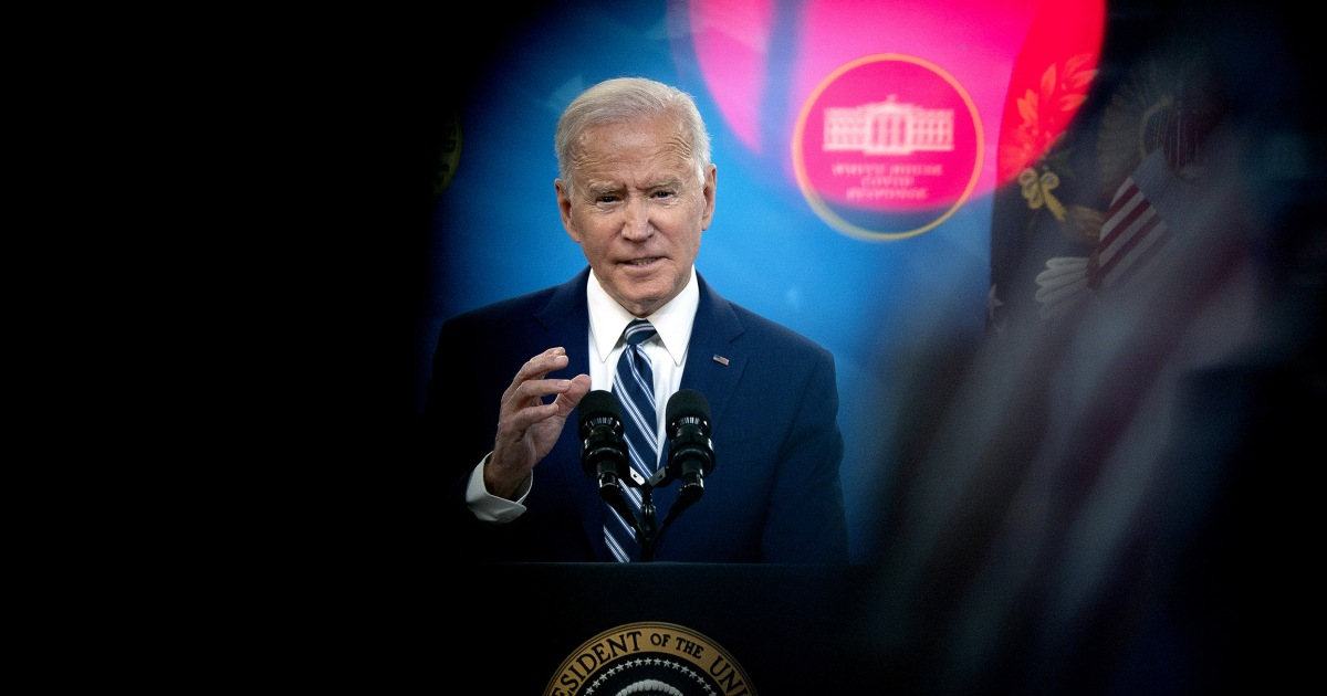 America's vaccine drive is running out of steam. Biden needs to explain what's next.