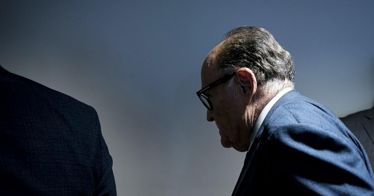 Opinion   Giuliani should wish he'd gotten the FBI's Russia briefing