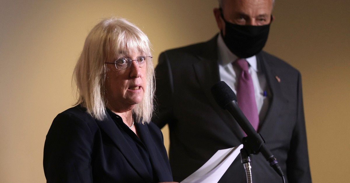 'The country wants us to act': Sen. Patty Murray says Biden's family plan will help everyone thumbnail