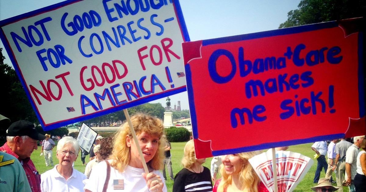 Why the Tea Party's silence on Biden's progressive agenda is so telling