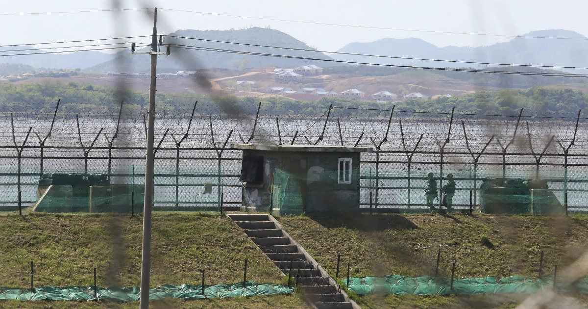 North Korea warns of 'very grave situation' after Biden called it a security threat – NBC News