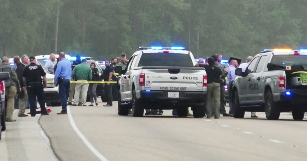 Baby boy killed during attempted arrest in Mississippi police say – NBC News