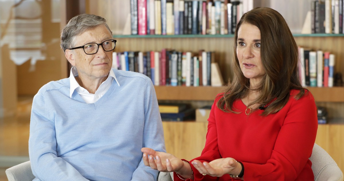 Opinion | Why 'gray divorces' like Bill and Melinda Gates' are becoming so common