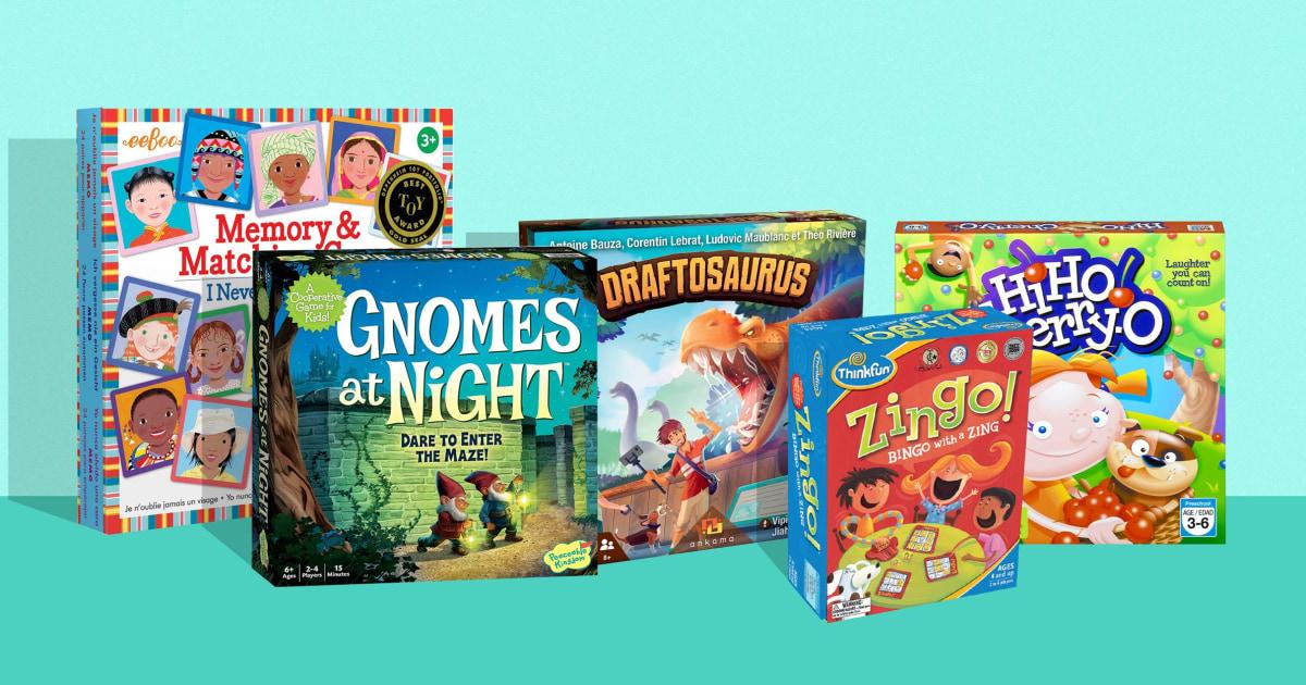 12 best board games for kids in 2021