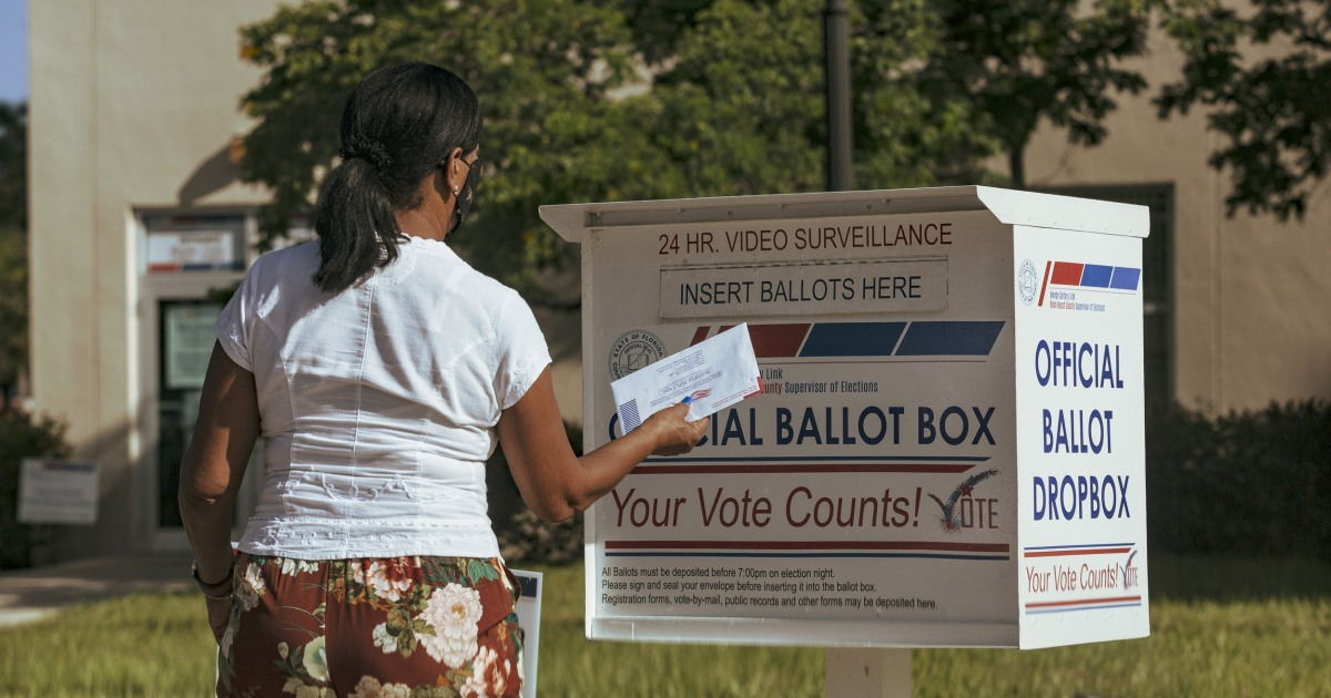 Opinion | A little-known legal rule could save America's election system
