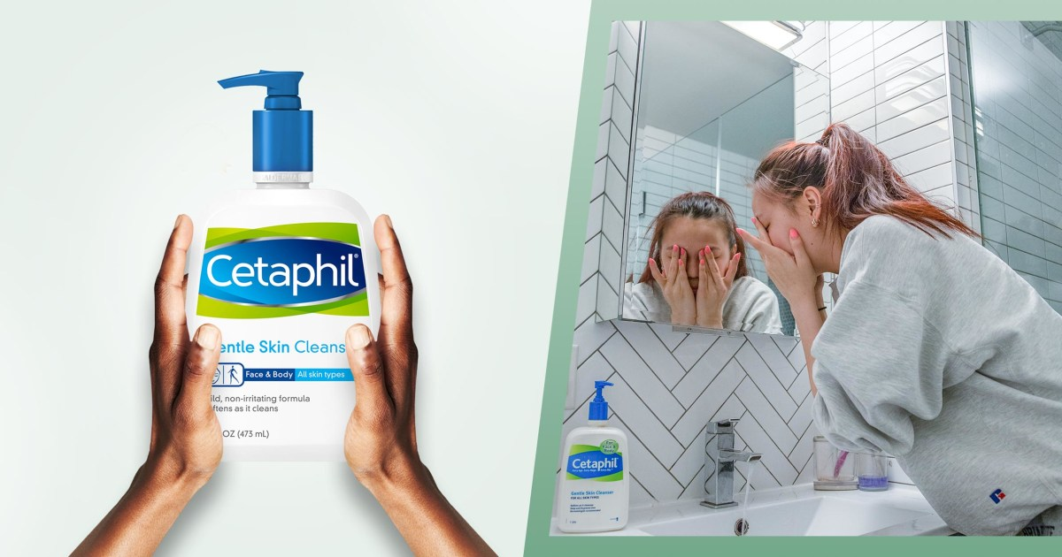 Why I've used Cetaphil Gentle Skin Cleanser for over a decade