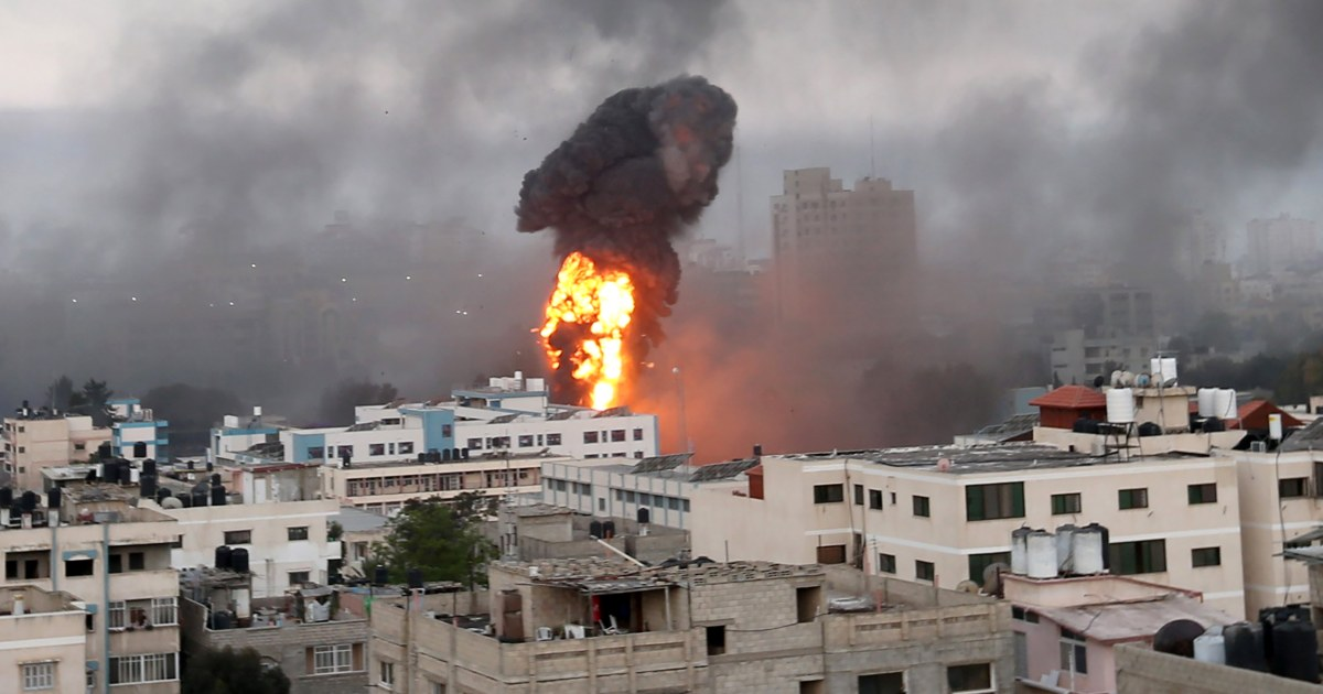 210511 gaza explosion air strike smoke fire ac 1152p 09bc58d2543403c22bcf49a0778ab7b4 nbcnews fp 1200 630