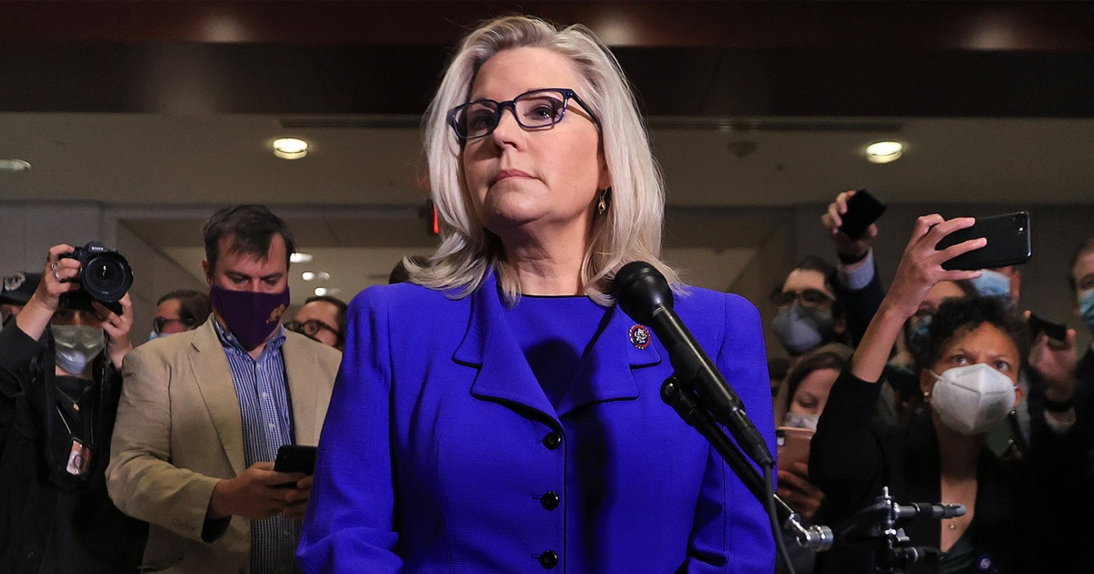 Why the GOP may have just made their Liz Cheney problem a lot worse
