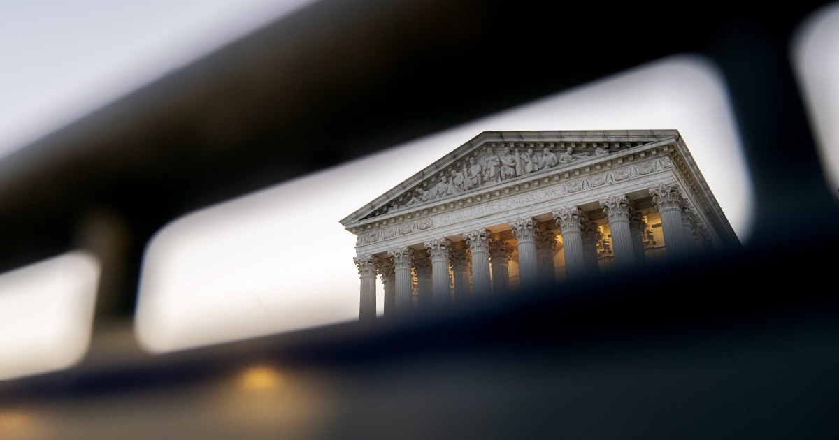 Supreme Court won't decide if use of the N-word amounts to illegal discrimination