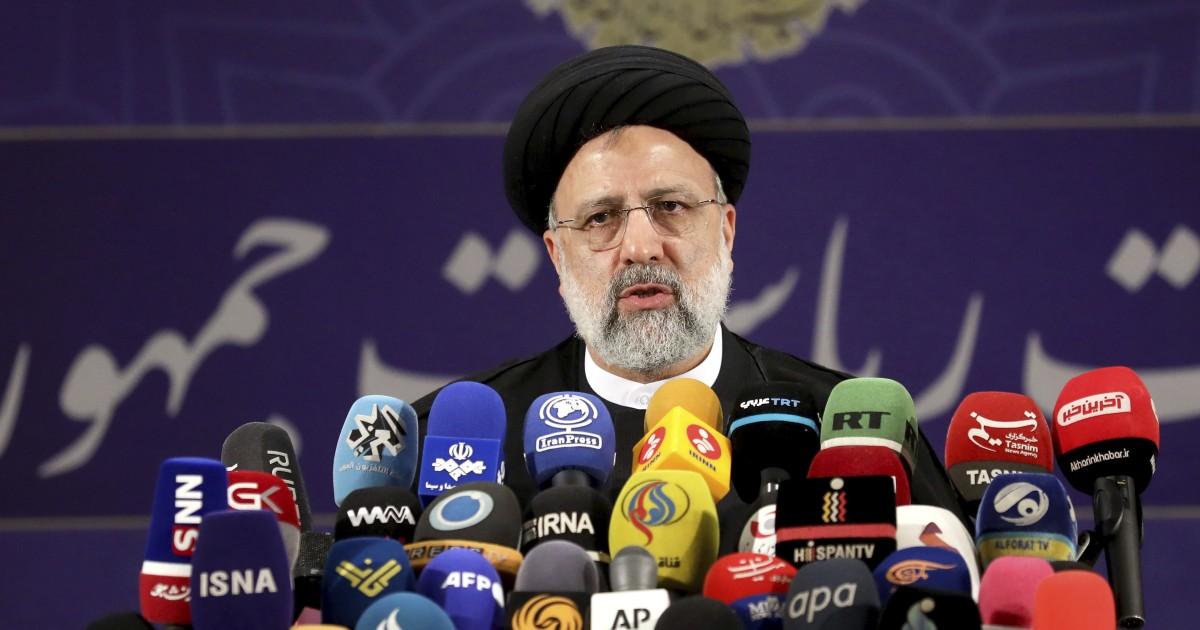 Iran's hard-line judiciary chief registers to run for presidency