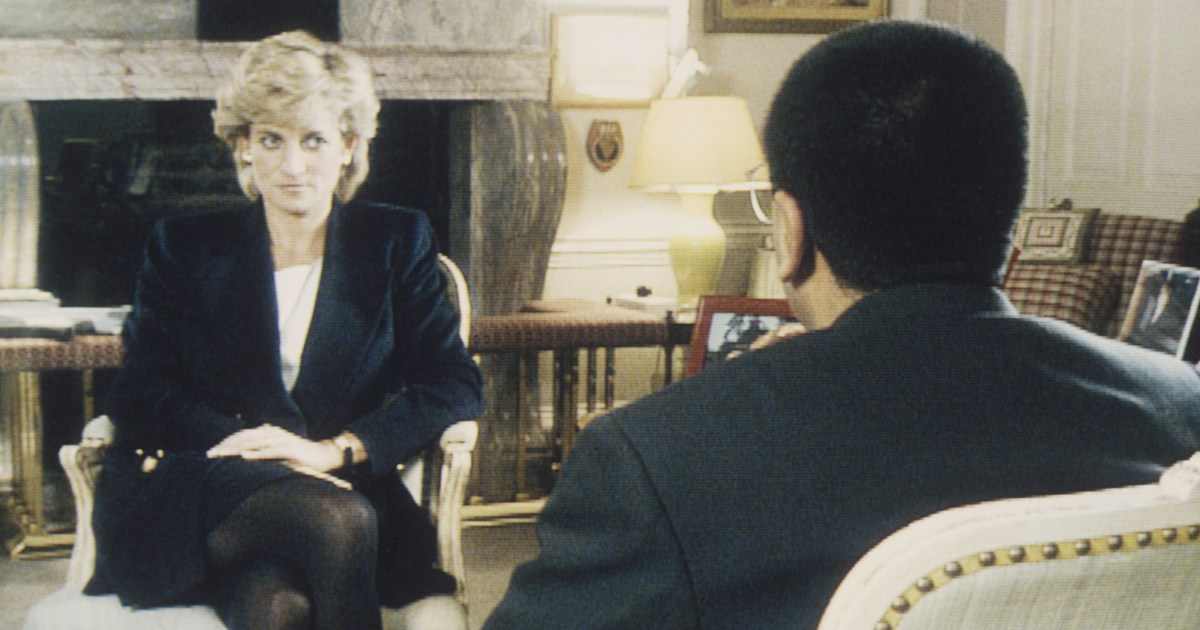 Martin Bashir resigns amid investigation into explosive 1995 Princess Diana interview