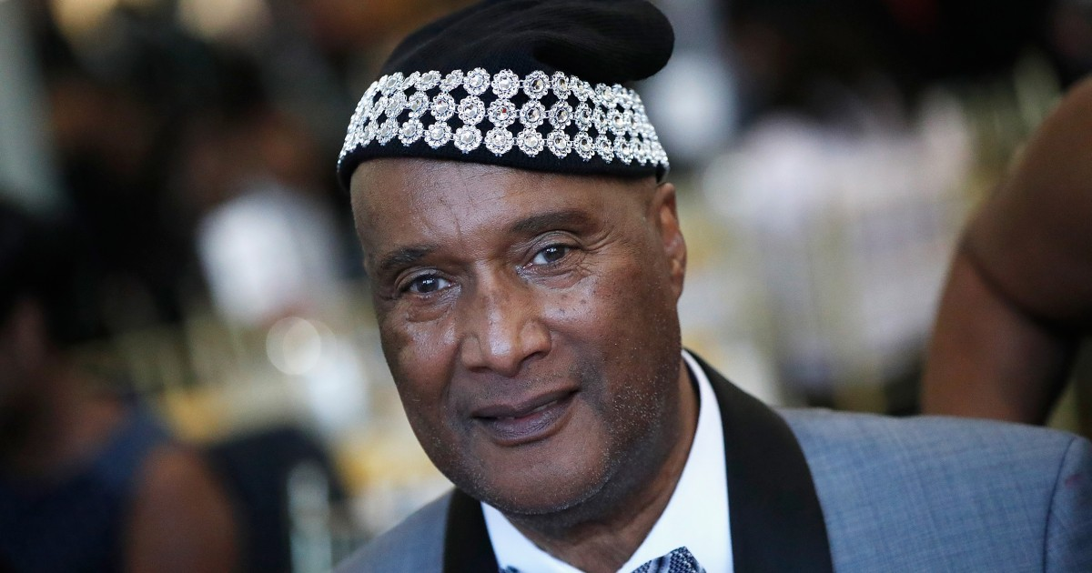 Paul Mooney comedian and writer for Richard Pryor dies at 79 – NBC News