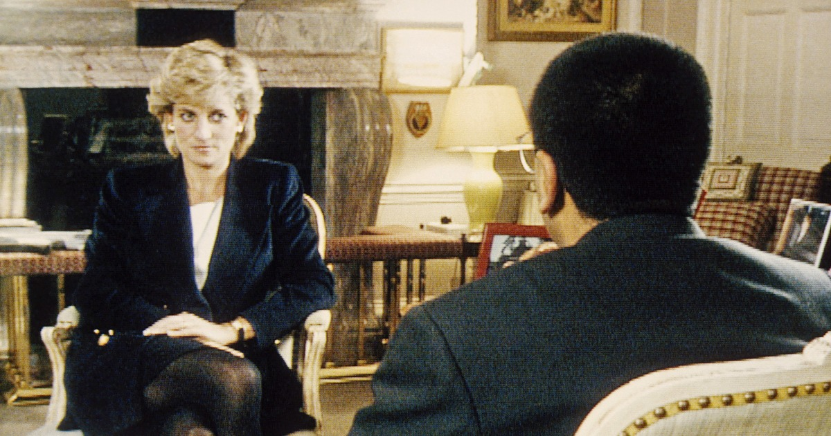 BBC's Martin Bashir used 'deceitful' methods to secure Princess Diana interview report finds – NBC News