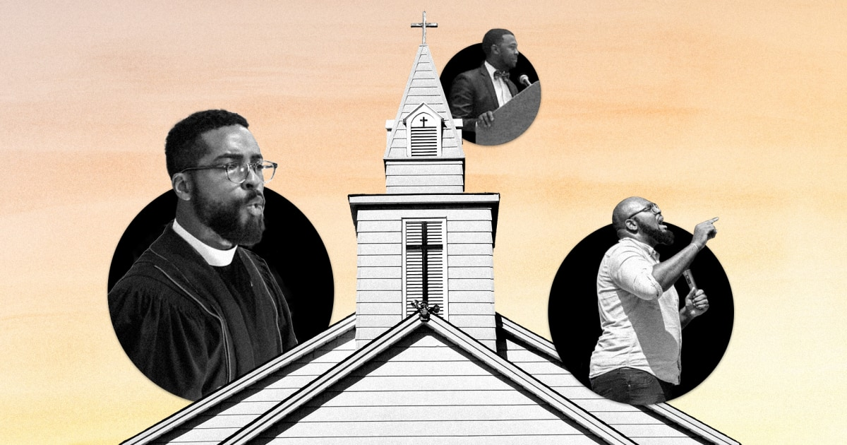 How Black pastors under 40 are trying to get their peers back into the pews thumbnail