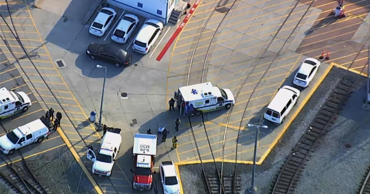 Transit employees among 'multiple injuries and multiple fatalities' in San Jose shooting - NBC News thumbnail