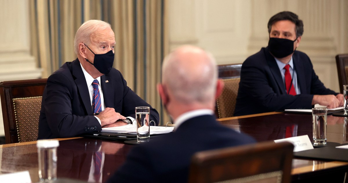The White House promised a memo on Biden's authority to cancel student debt. Where is it? – NBC News