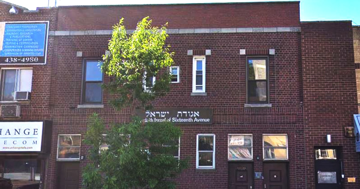 Three Men Charged With Hate Crimes After Yelling Anti-Semitic Statements Outside New York Synagogue and Attacking Jewish Teens