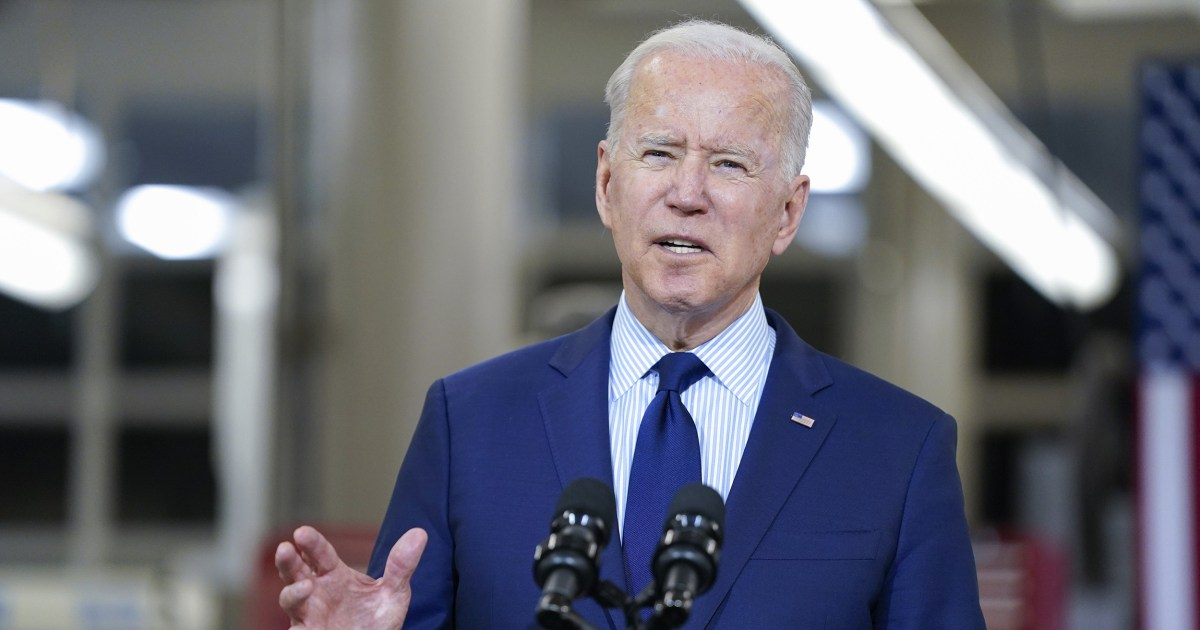 China's stonewall of Covid origin probe prompted Biden to reveal latest intel review – NBC News