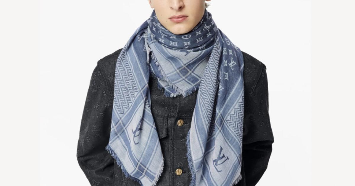 210604 louis vuitton scarf se 941p.