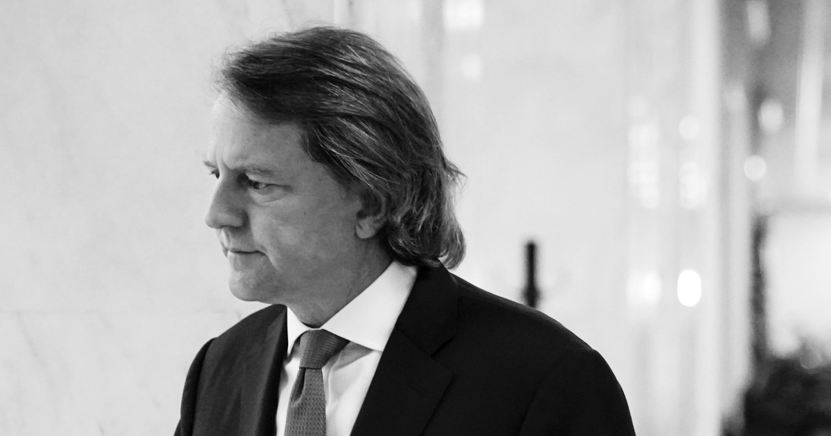 Trump stopped Don McGahn's testimony. Congress hasn't learned its lesson.