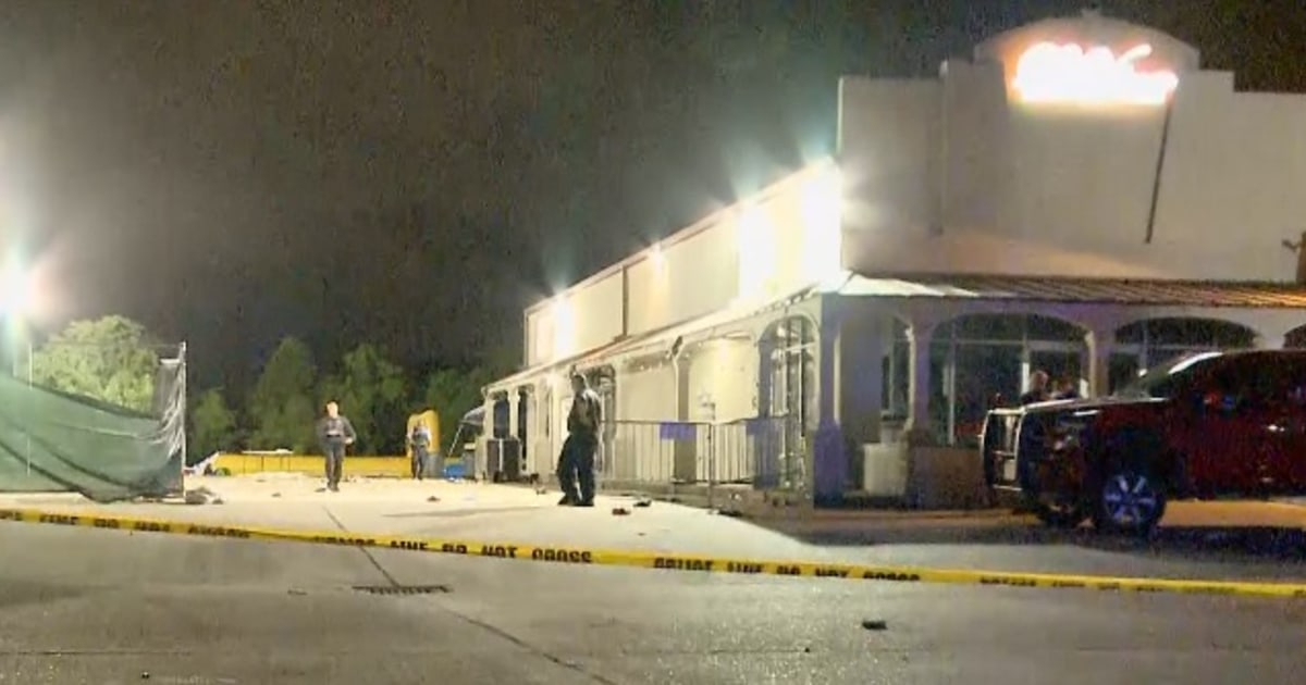 Woman hit in face as 8 injured in New Orleans mass shooting – NBC News