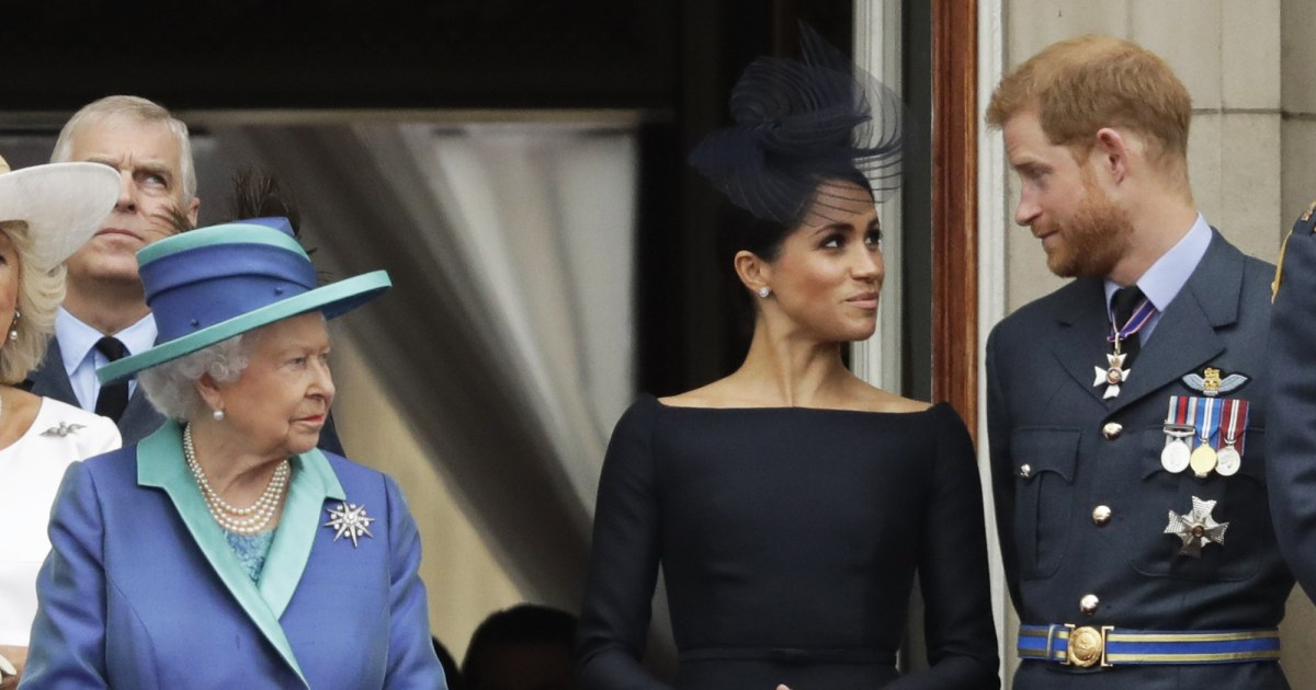 Harry and Meghan deny claim queen was not consulted on naming new daughter Lilibet – NBC News