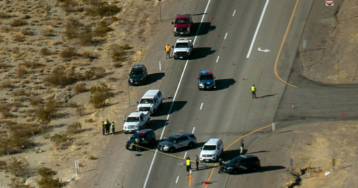 Truck driver gets 16 years in crash which killed five bicyclists thumbnail