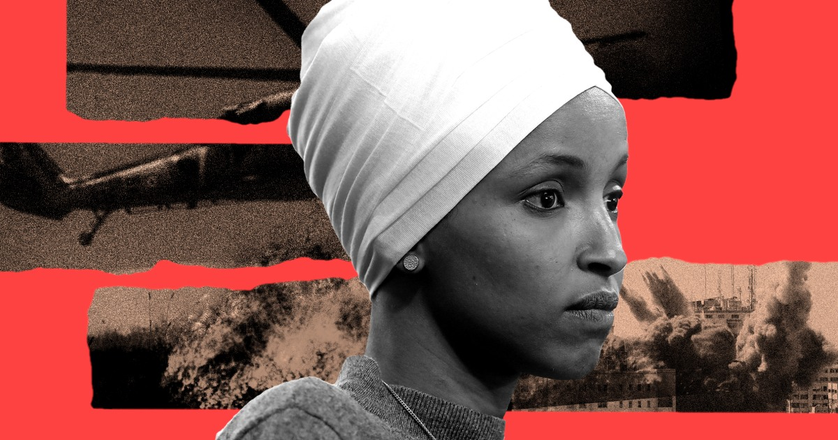 Opinion   Ilhan Omar was right