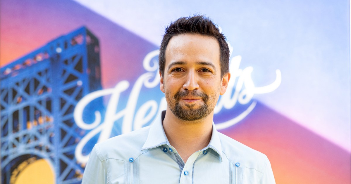 Lin-Manuel Miranda apologizes for lack of Afro-Latino representation in 'In the Heights' – NBC News