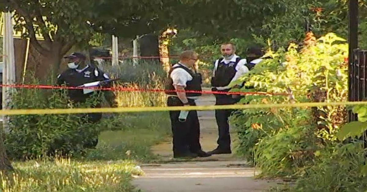 4 dead 4 wounded in mass shooting on Chicago's Southside – NBC News