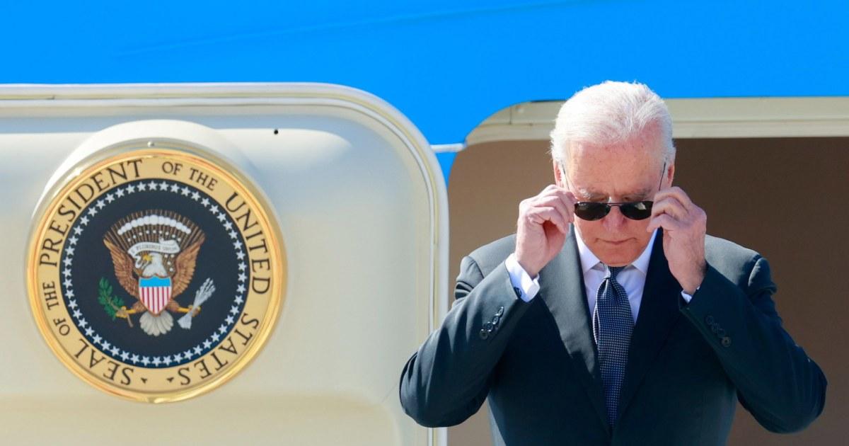 Biden begins long tense meeting with Putin – NBC News