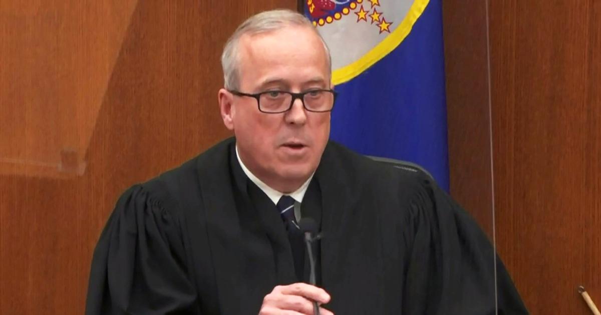 Derek Chauvin sentencing thrusts Minnesota Judge Peter Cahill back into spotlight