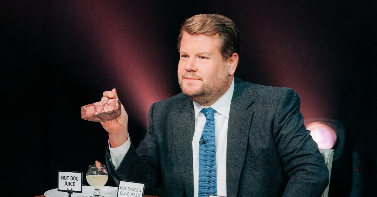 Nearly 40,000 sign petition saying James Corden's 'Spill Your Guts' is anti-Asian