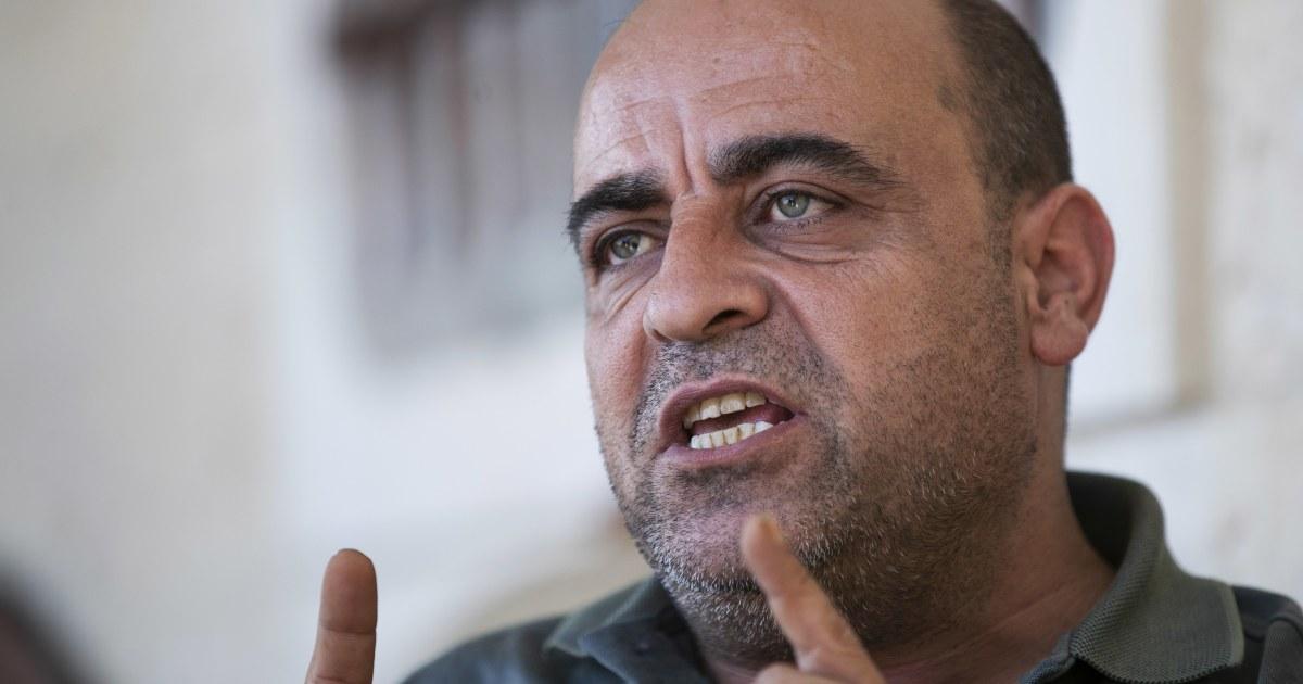 Outspoken critic of Palestinian Authority Nizar Banat dies after violent arrest