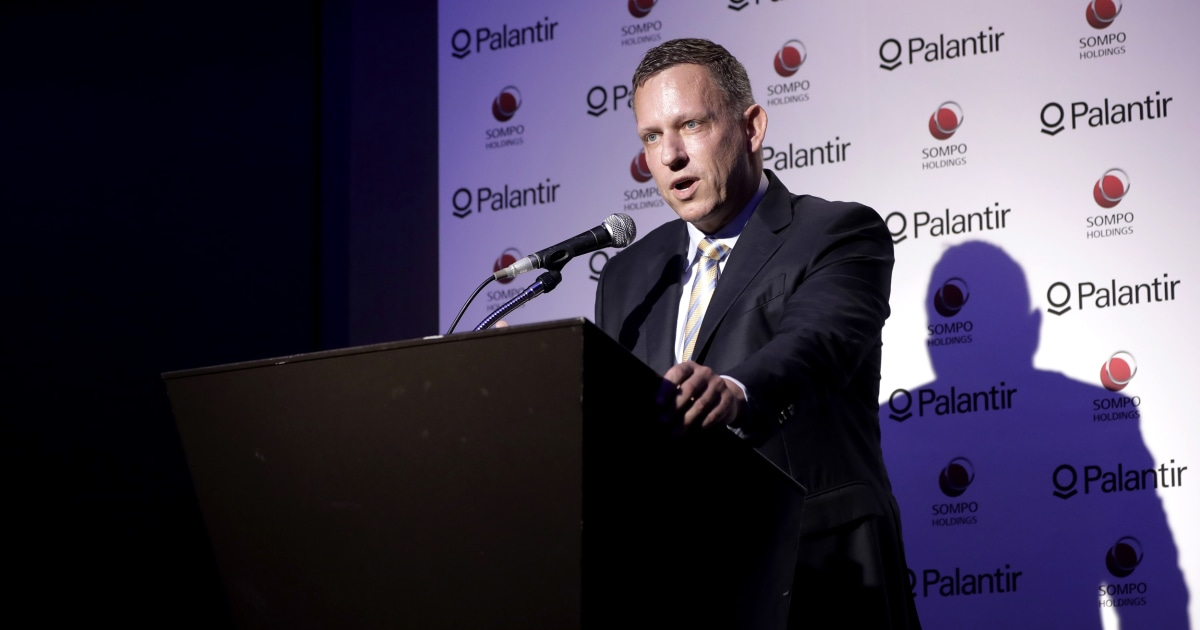 Billionaire investor Peter Thiel has $5B in his tax-free retirement account, report finds