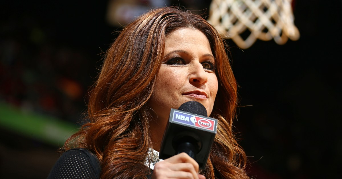 ESPN's Rachel Nichols won't be NBA Finals sideline reporter after Maria Taylor comments
