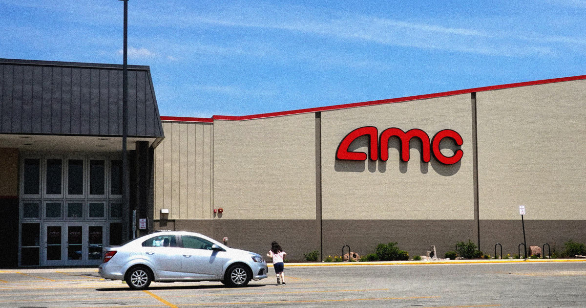 The AMC 'meme stock' traders are changing the economy — and don't care