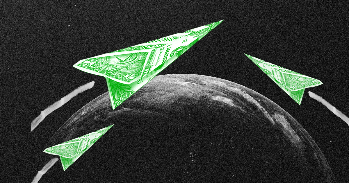 The snark about the billionaire space race is misguided