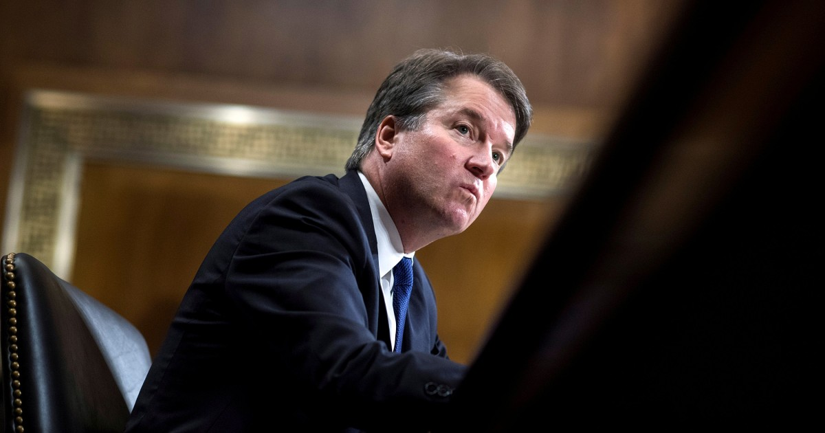 Democrats blast FBI as new details of Kavanaugh inquiry emerge