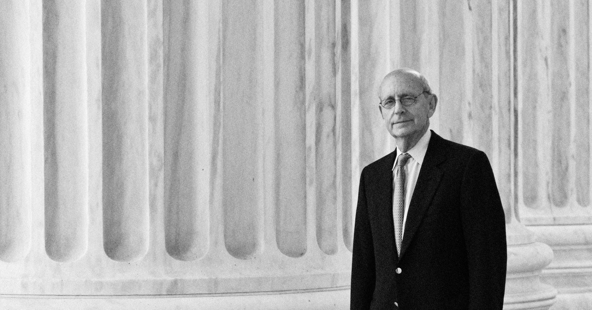 Why Stephen Breyer thinks staying on the Supreme Court is a smart move