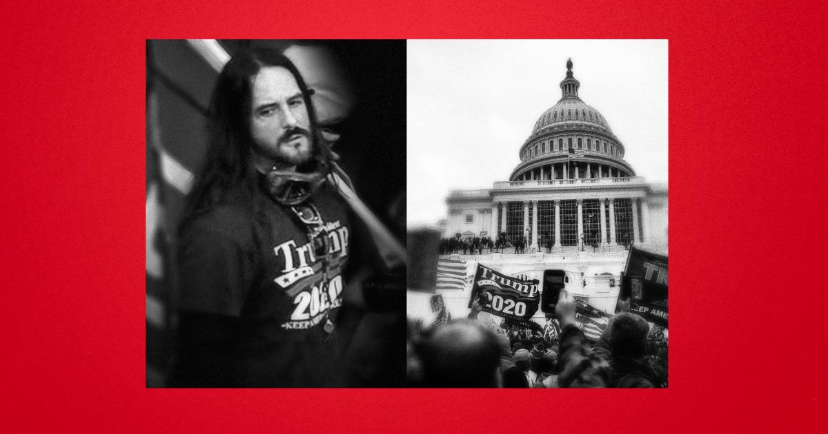 Judge's felony Capitol riot sentence borrows from Solomon — and Goldilocks