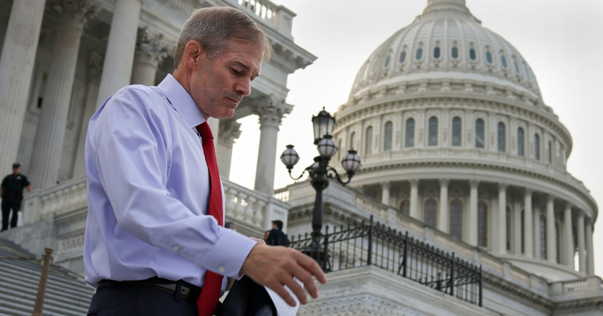 Why Jim Jordan should probably expect a subpoena from Jan. 6 panel