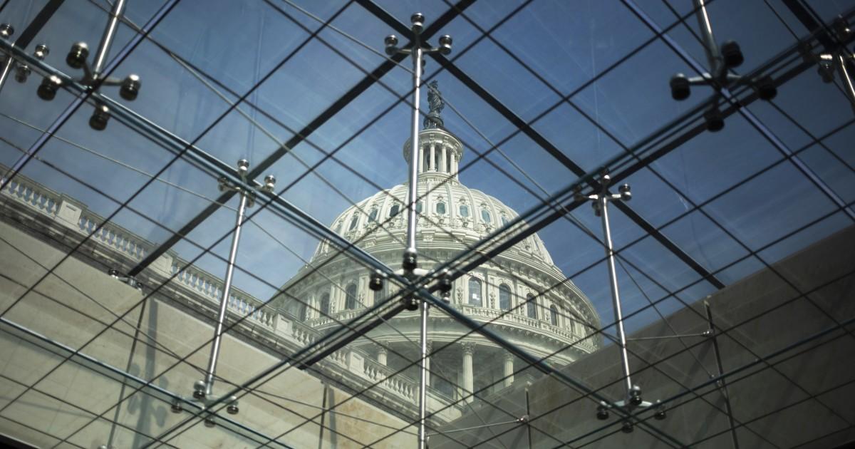 Senators hopeful bipartisan infrastructure spending bill could land Monday