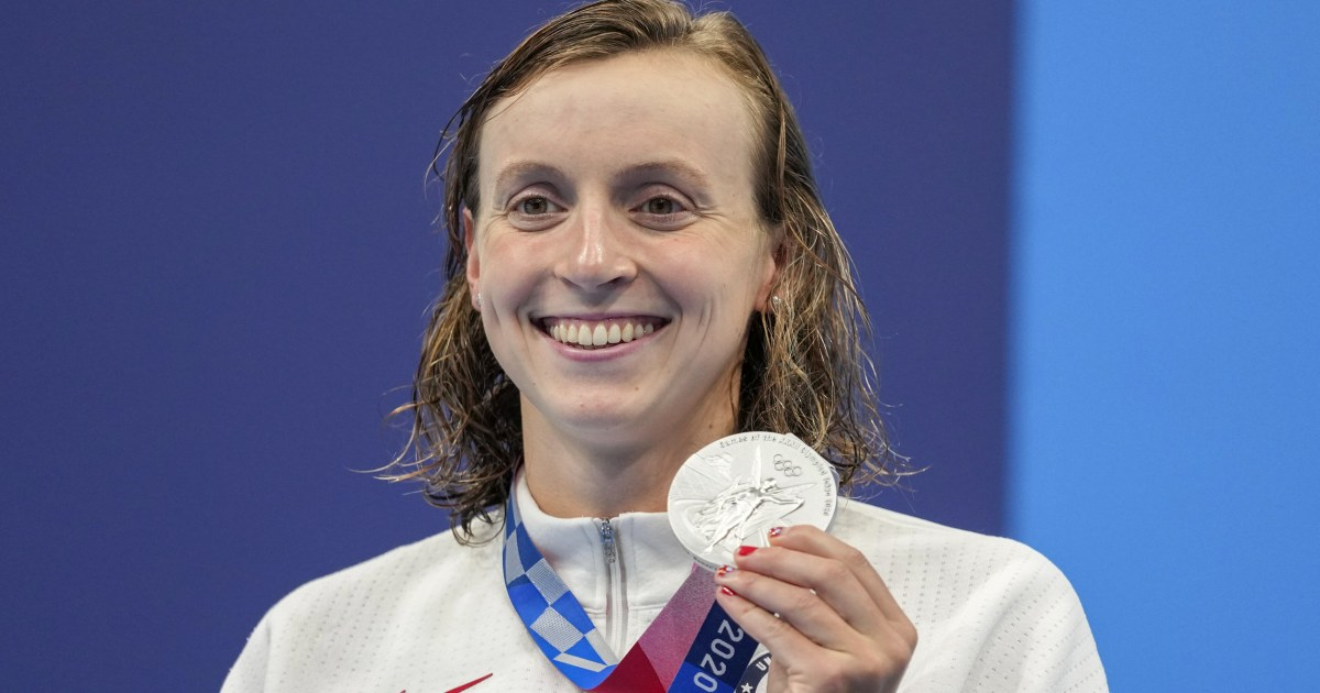 Ledecky not retiring: 'I'm at least going to '24, maybe '28'