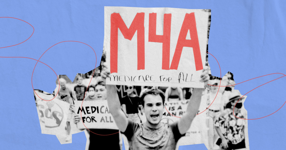 The disappearance of 'Medicare for All'