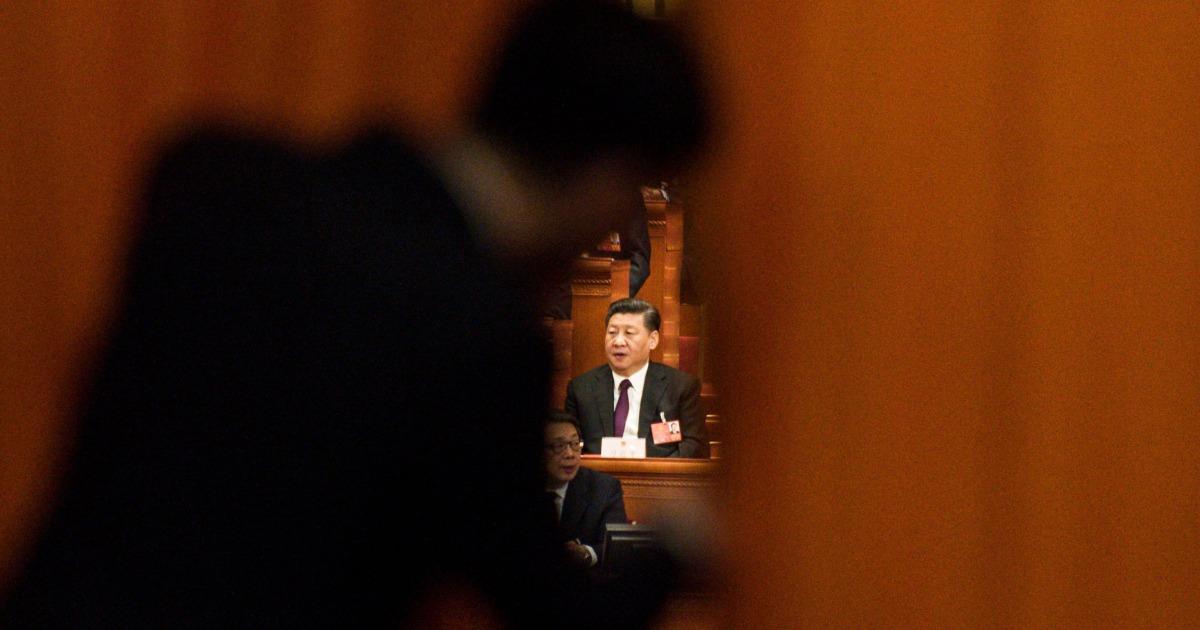 U.S. struggles to unite democratic European allies against China